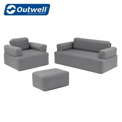 Outwell Outwell Inflatable Lake Furniture Package Deal
