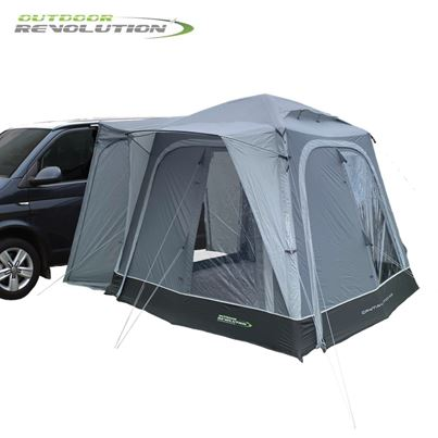 Outdoor Revolution Outdoor Revolution Cayman Midi Air Low Driveaway Awning - 2021 Model