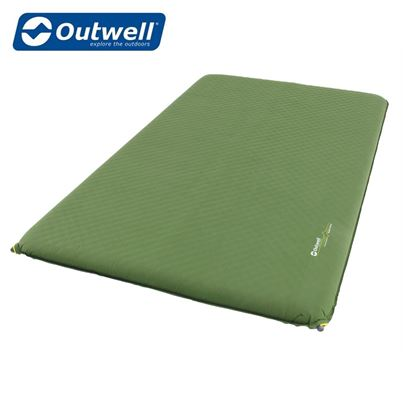 Outwell Outwell Dreamcatcher Double Self Inflating Mat - 10cm