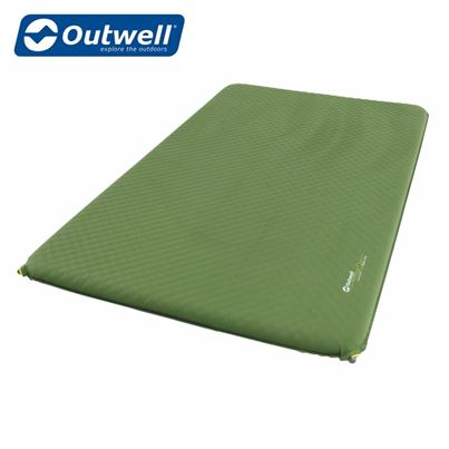 Outwell Outwell Dreamcatcher Double Self Inflating Mat - 7.5cm