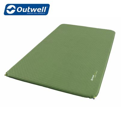 Outwell Outwell Dreamcatcher Double Self Inflating Mat - 5.0cm