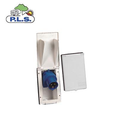 Pennine Rectangular Flush Fitting Inlet
