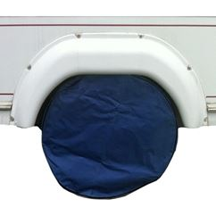 Heavy Duty Single Caravan Wheel Cover