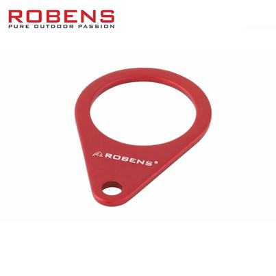 Robens Robens Alloy Pegging Ring - Pack of 6