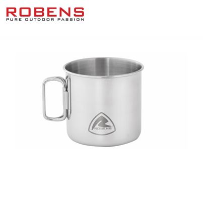 Robens Robens Pike Steel Mug - New for 2019
