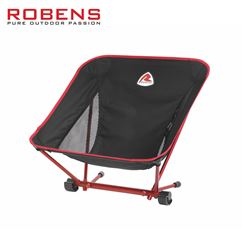 Robens Hiker Lightweight Chair - Glowing Red