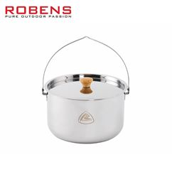 Robens Ottawa Cooking Pot - Range of Sizes