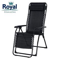Royal Textoline Zero Gravity Lounger Chair