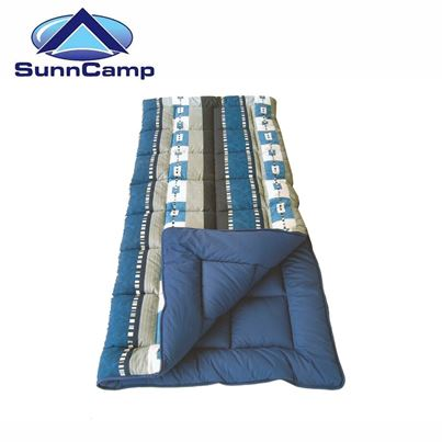SunnCamp SunnCamp Single 60oz Expression Deluxe Sleeping Bag