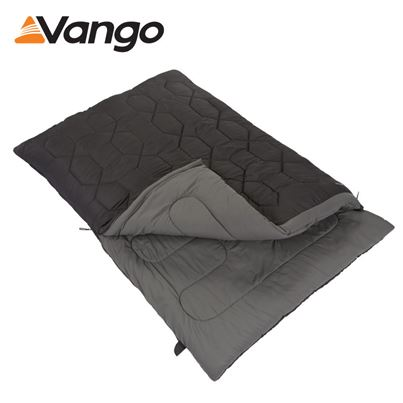 Vango Vango Serenity Superwarm Double Sleeping Bag - New For 2020