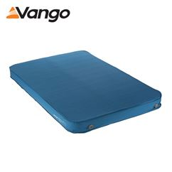 Vango Shangri-La 15 Double Self Inflating Sleeping Mat - 2020 Model