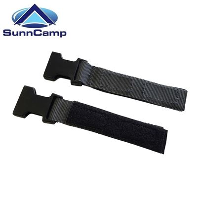 SunnCamp SunnCamp Velcro Tie Down Kit Buckles for Swift Pole Awnings
