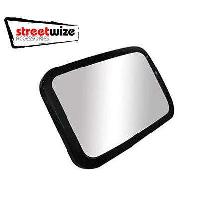 Streetwize Streetwize Extra Large Baby Mirror