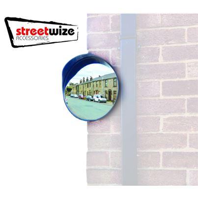 Streetwize Streetwize 30CM Blind Spot Mirror