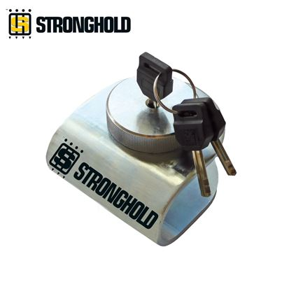 Stronghold Stronghold Insurance Approved 40/50mm Tow Eye Lock