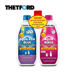 Thetford Aqua Kem Concentrate Duo Pack