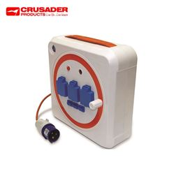 Crusader PowerPro Multi Mains & USB Extension