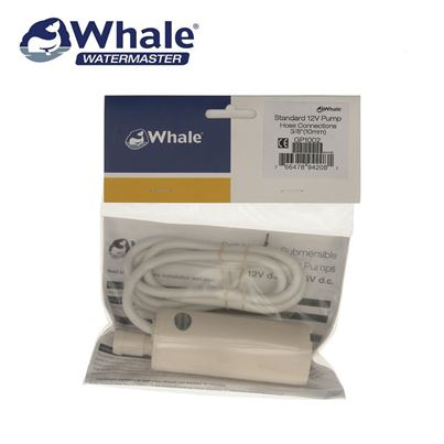Whale Whale 12V Submersible Standard Flow Pump - 10L/min