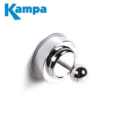 Kampa Kampa Chrome Suction Single Hook