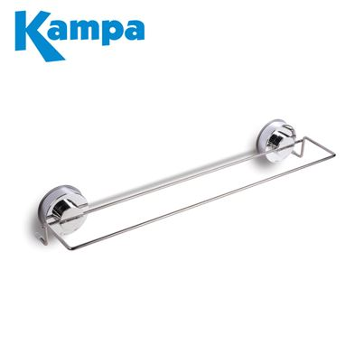 Kampa Dometic Kampa Chrome Suction Towel Rail