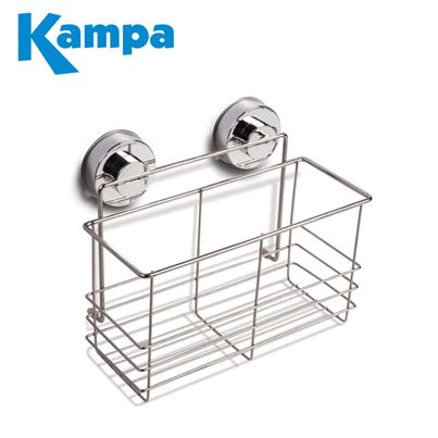 Kampa Kampa Chrome Suction Storage Basket