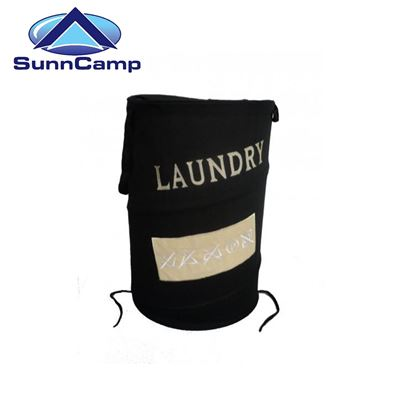 SunnCamp Laundry Basket Black