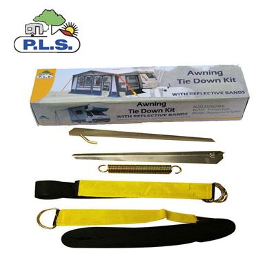 Pennine Awning/Tent Tie Down Kit 12.5m
