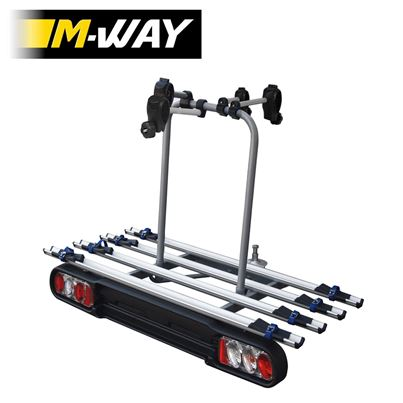 M-Way M-Way Foxhound 4 Bike Carrier