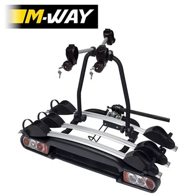 M-Way M-Way Nighthawk 3 Bike Carrier