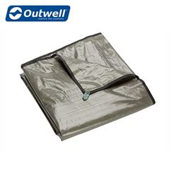 Outwell Eastwood 6 Footprint With Toggle up Front