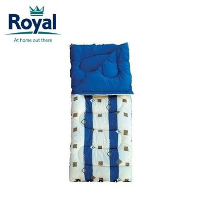 Royal Royal 4 Season Single Sleeping Bag 50oz or 60oz - Umbria Blue