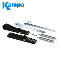 Kampa Roll Out Awning Tie Down Kit - New For 2019