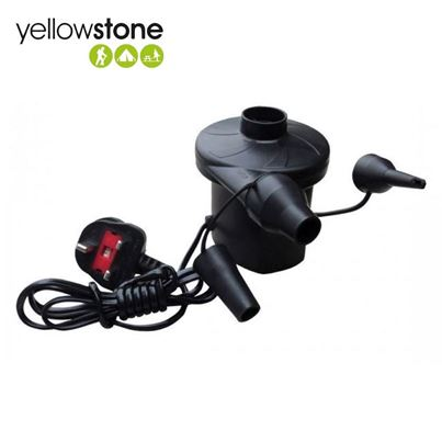Yellowstone 240V Electric Pump - Air Beds & Inflatables