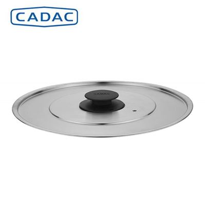 Cadac Cadac Safari Chef 2 Stainless Steel Lid