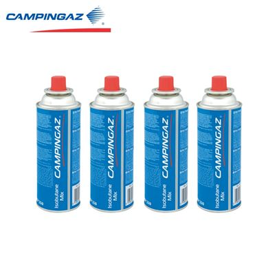 Campingaz 4 X Campingaz CP250 Resealable Gas Cartridges 220g