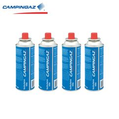 4 X Campingaz CP250 Bistro Resealable Gas Cartridges 220g
