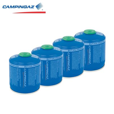 Campingaz 4 x Campingaz CV300 Gas Cartridge 240g