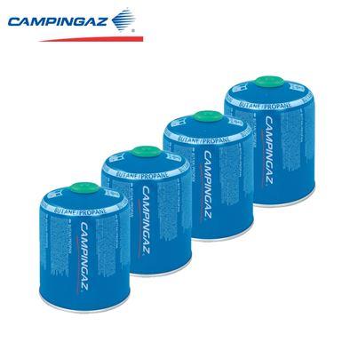Campingaz 4 x Campingaz CV470 Gas Cartridges 450g