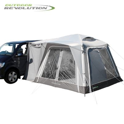 Outdoor Revolution Outdoor Revolution Cayman Air Low Driveaway Awning - 2021 Model