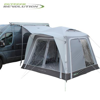 Outdoor Revolution Outdoor Revolution Cayman Air High Driveaway Awning - 2021 Model