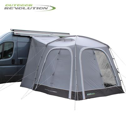 Outdoor Revolution Outdoor Revolution Cayman Classic Mk2 Pole Mid/High Driveaway Awning - 2021 Model