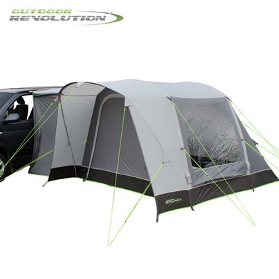 Outdoor Revolution Outdoor Revolution Cayman Curl Air Driveaway Awning - 2021 Model