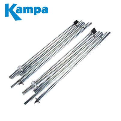 Kampa Kampa Awning Rear Upright Pole Set