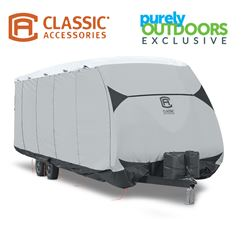 SkyShield Superior Caravan Cover - 4 Year Guarantee