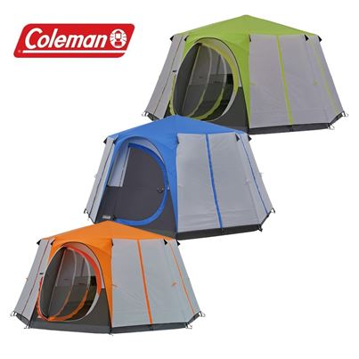 Coleman Coleman Cortes Octagon 8 Tent - 2021 Model