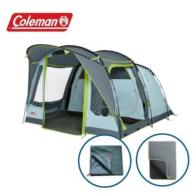 Coleman Coleman Meadowood 4 Blackout Tent Package Deal - New For 2021