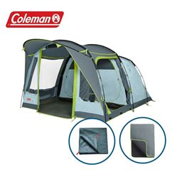 Coleman Meadowood 4 Blackout Tent Package Deal - New For 2021