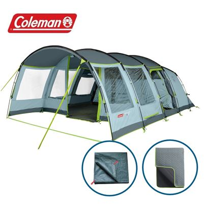 Coleman Coleman Meadowood 6 L Blackout Tent Package Deal - New For 2021