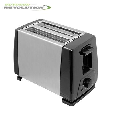 Outdoor Revolution Outdoor Revolution Premium Low Wattage 2 Slice Toaster