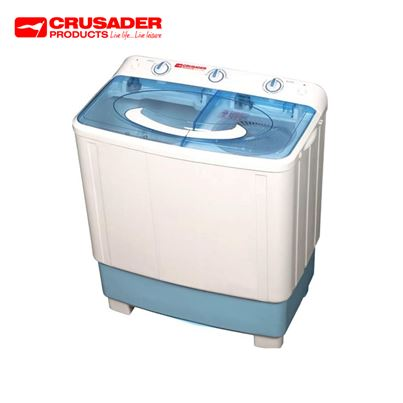 Crusader Crusader Twin Tub Super Portable Washing Machine